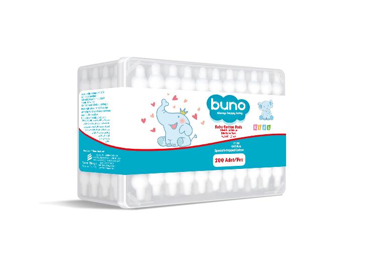 Baby Cotton Buds 200 Pcs