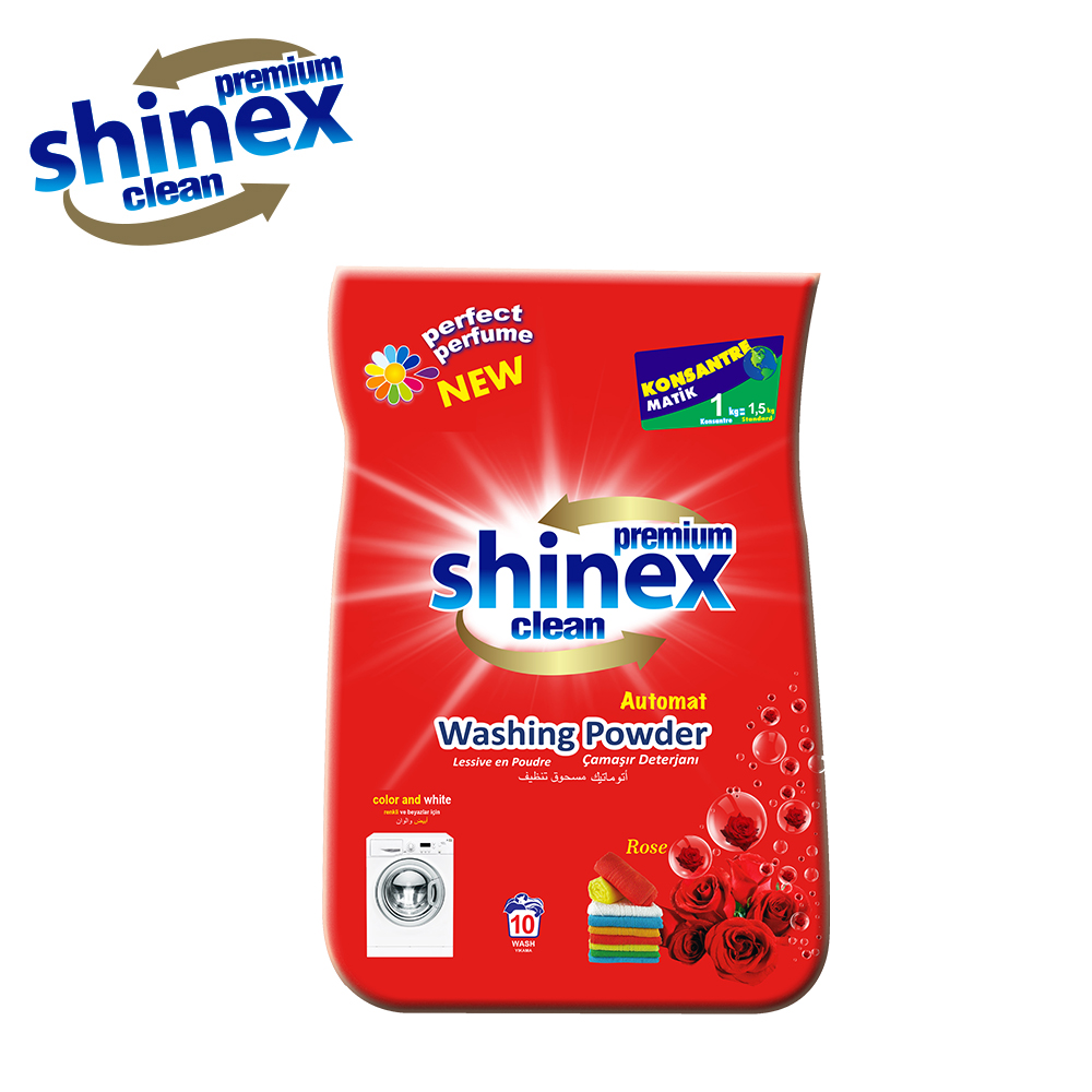 Shinex Matic - Automat Powder Detergent 1 Kg
