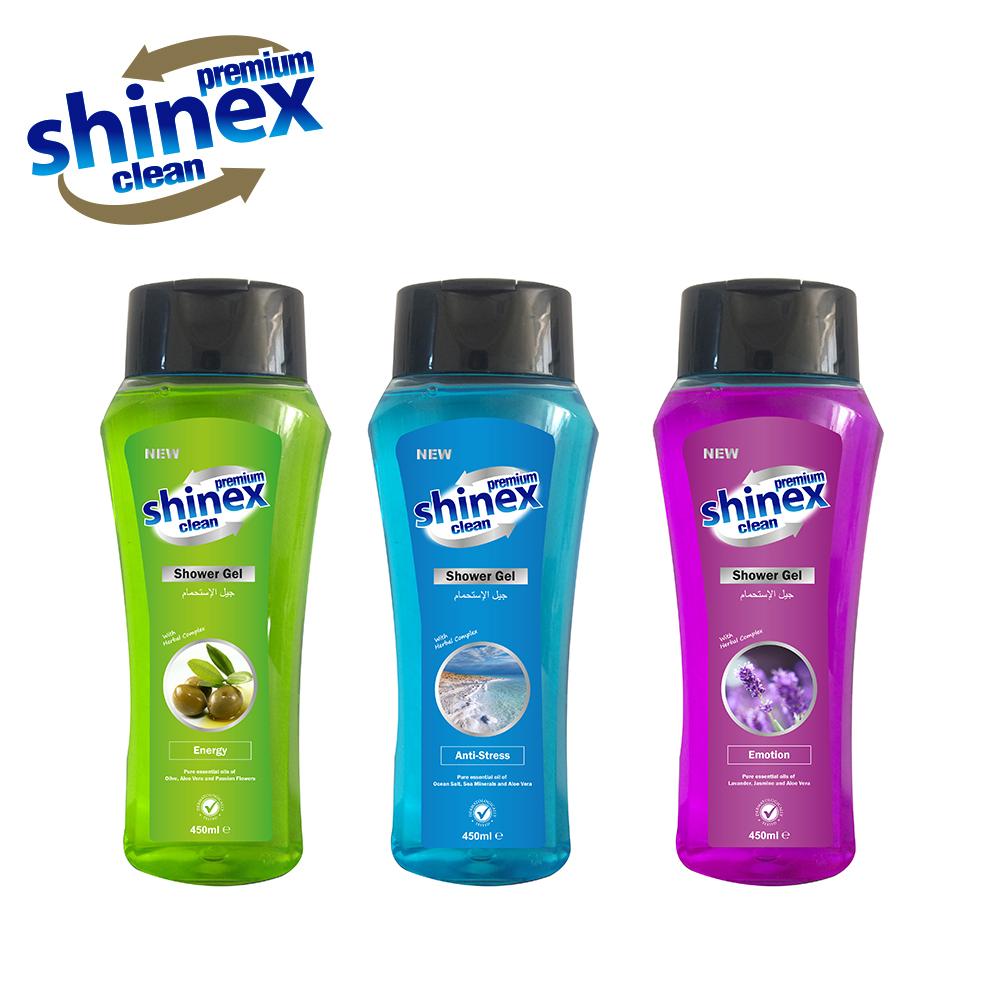 Shinex Shower Gel 450 ml
