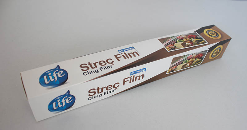 Stretch Film 41m x 31cm