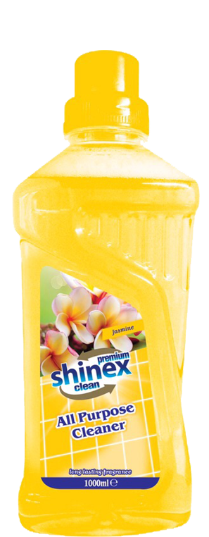 Shinex All Purpose Cleaner Yellow Roses 1 L