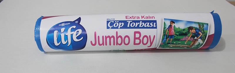 Garbage Bag Extra Jumbo 80x110 cm