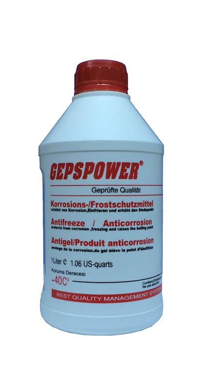 Antifreeze Red 1 L