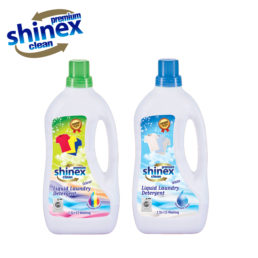 Shinex Liquid Laundry Detergent 1,5 Kg