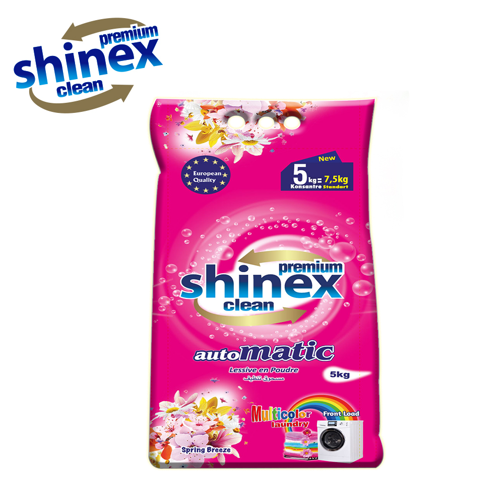 Shinex Matic - Automat Powder Detergent 5 kg